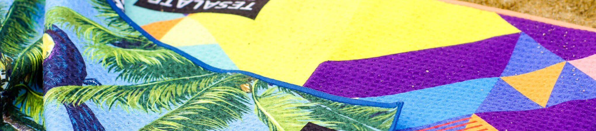 HOT: Tesalate Towels – Sand Free Beach Towels Review