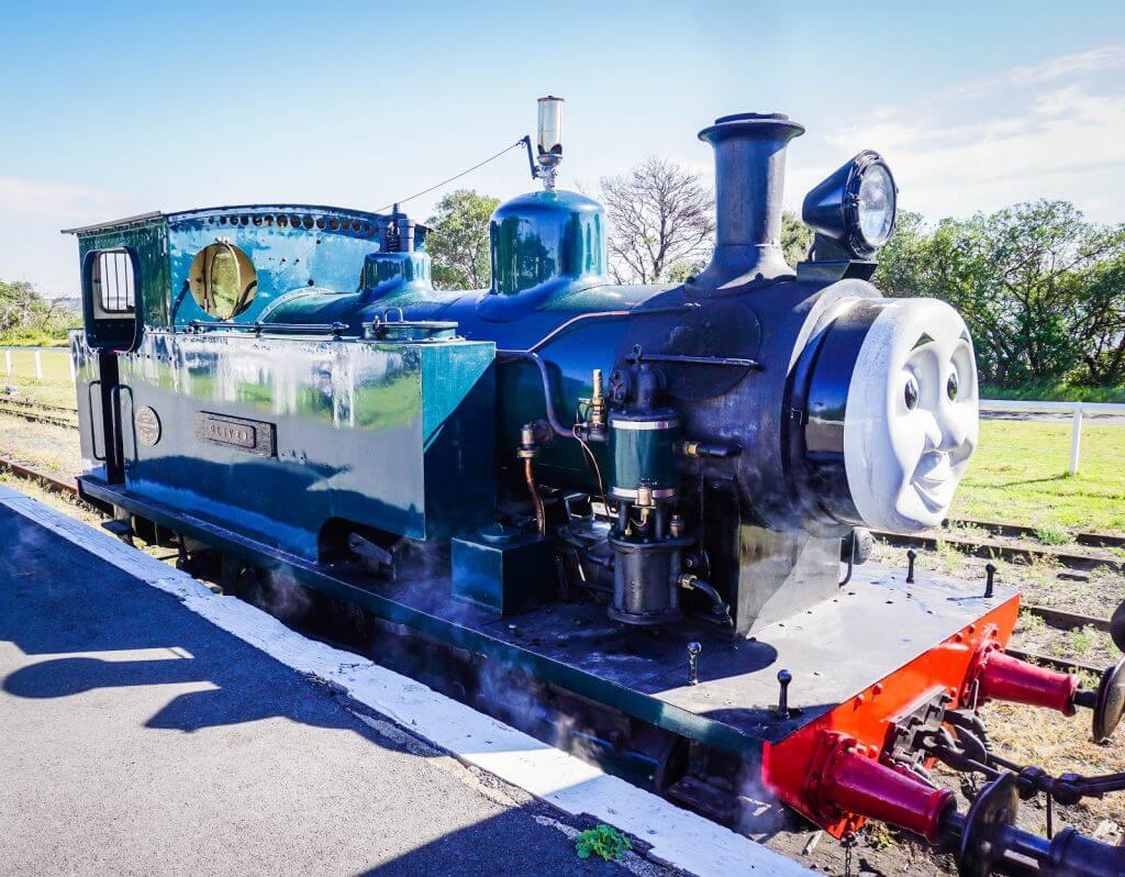 bellarine railway queenscliff