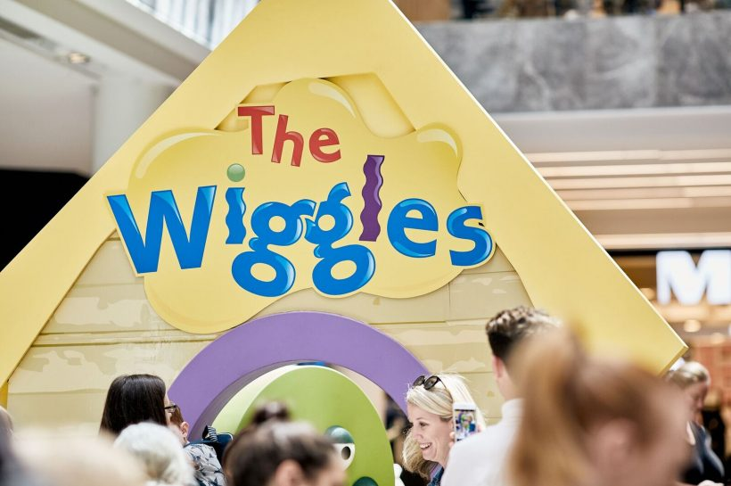The Wiggles Play Zone Eastland