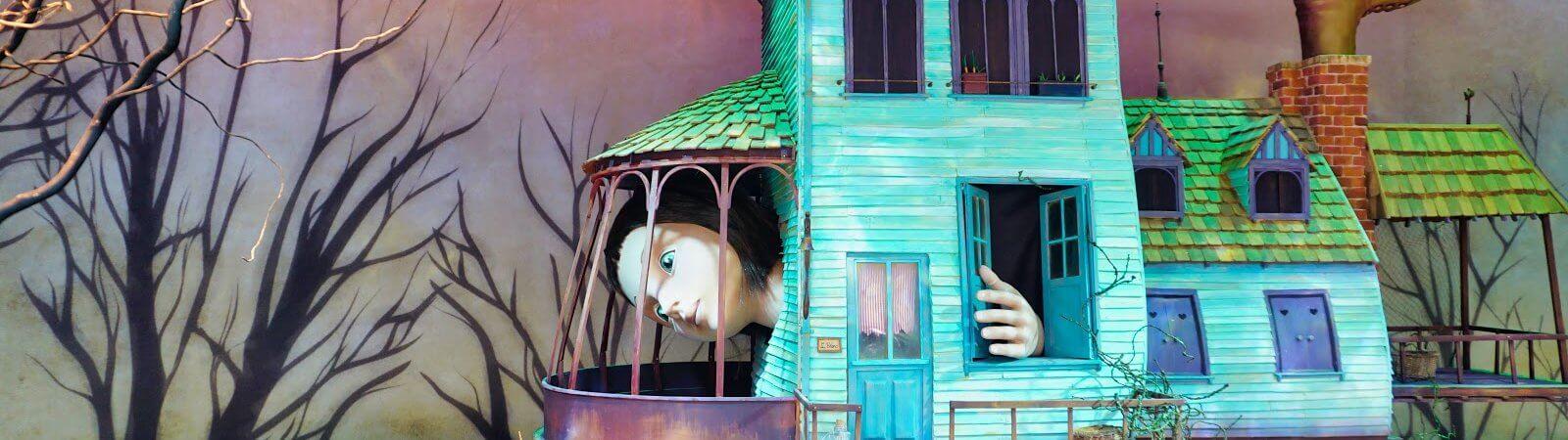 HOT: Myer Christmas Windows 2018 – Alice In Wonderland, Melbourne