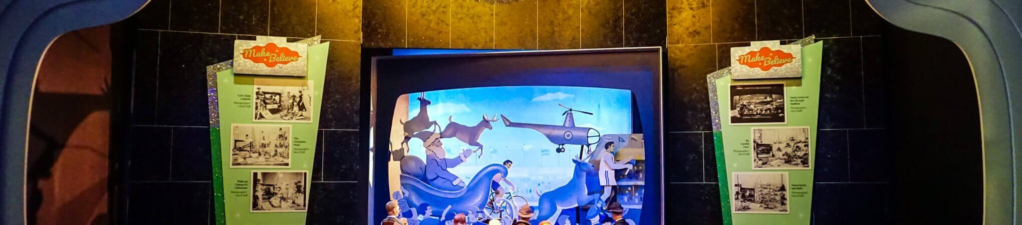 HOT: Make Believe: The Story Of The Myer Christmas Windows, Melbourne Museum, Carlton