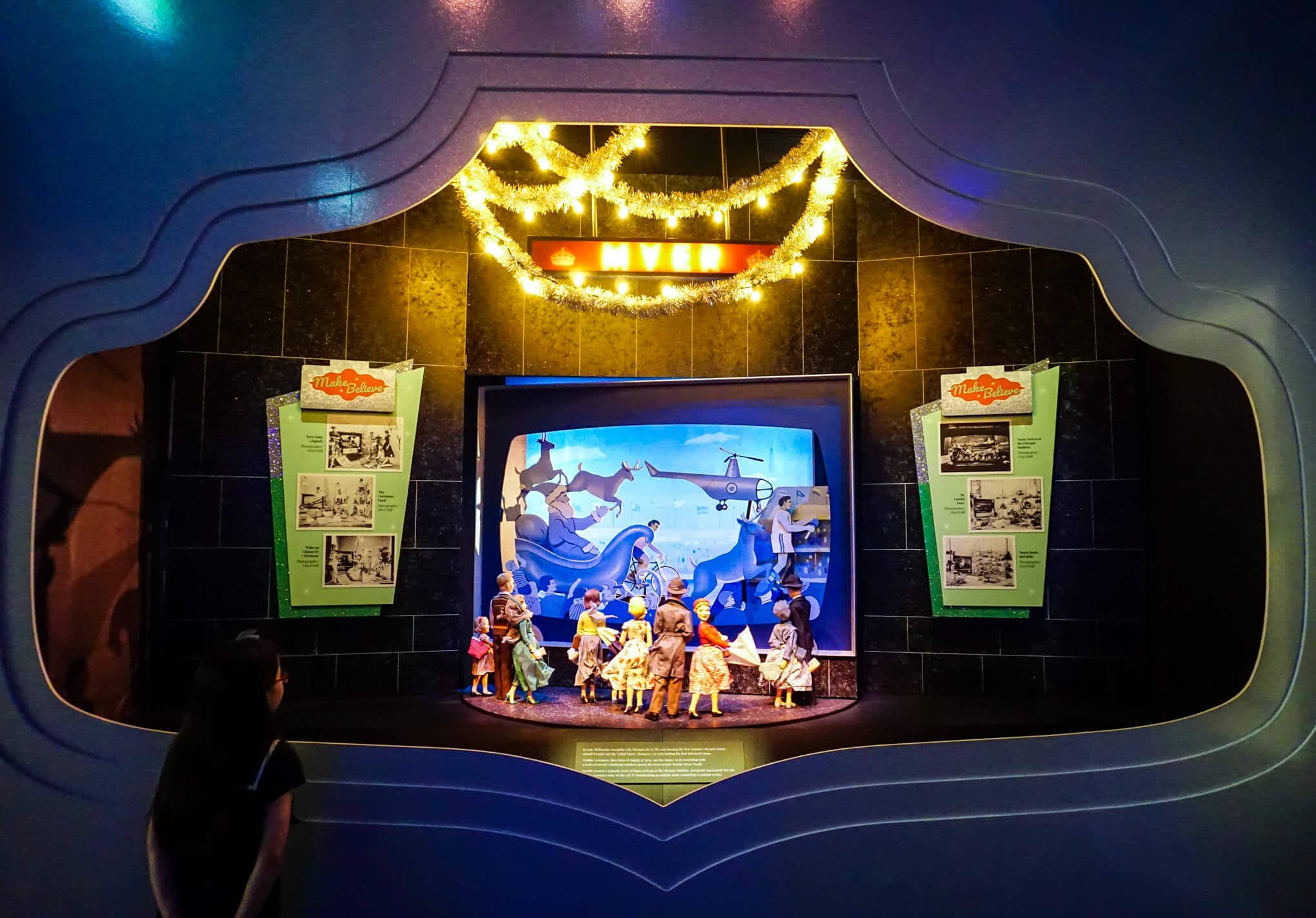 Make Believe The Story Of The Myer Christmas Windows Melbourne Museum