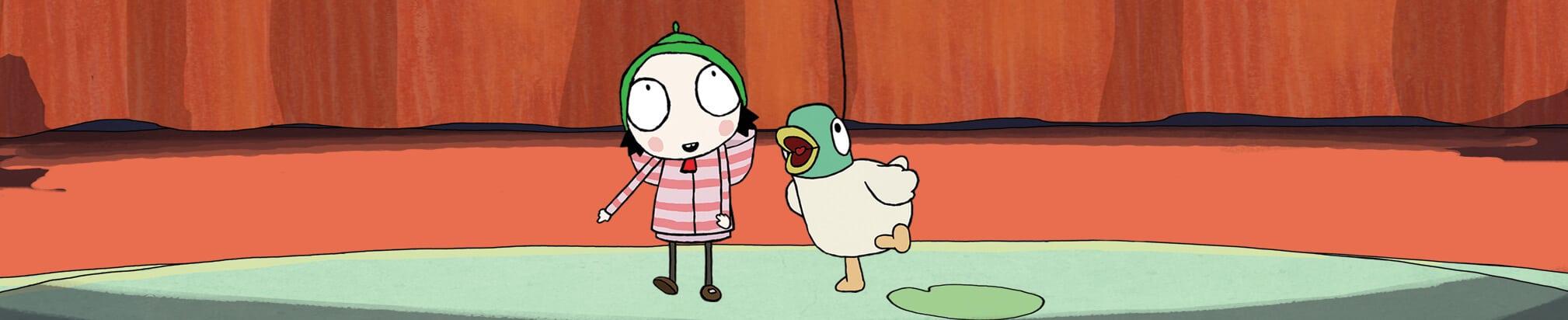 Sarah & Duck's Big Top Birthday – Giveaway!