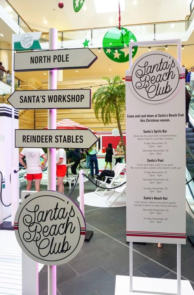 Santa's Beach Club Highpoint