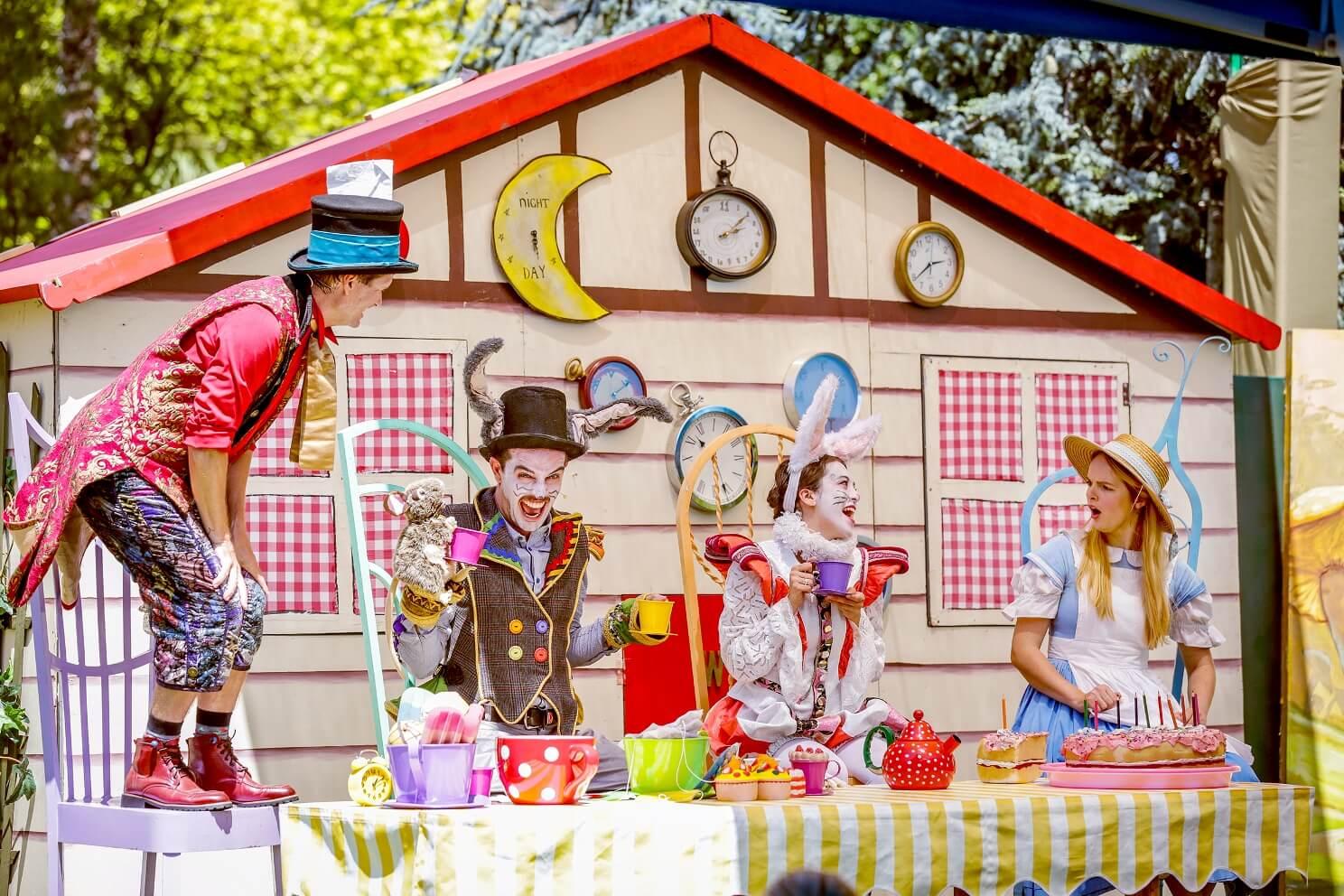 Alice In Wonderland Ripponlea
