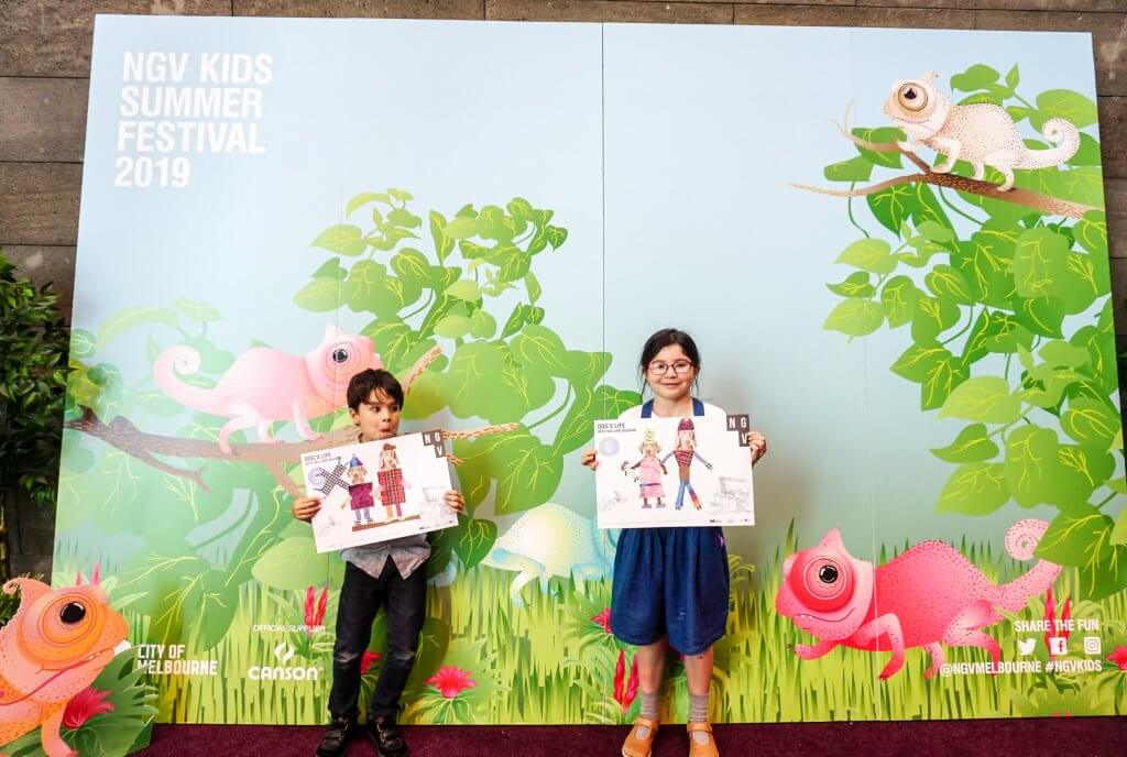 NGV Kids Summer Festival 2019