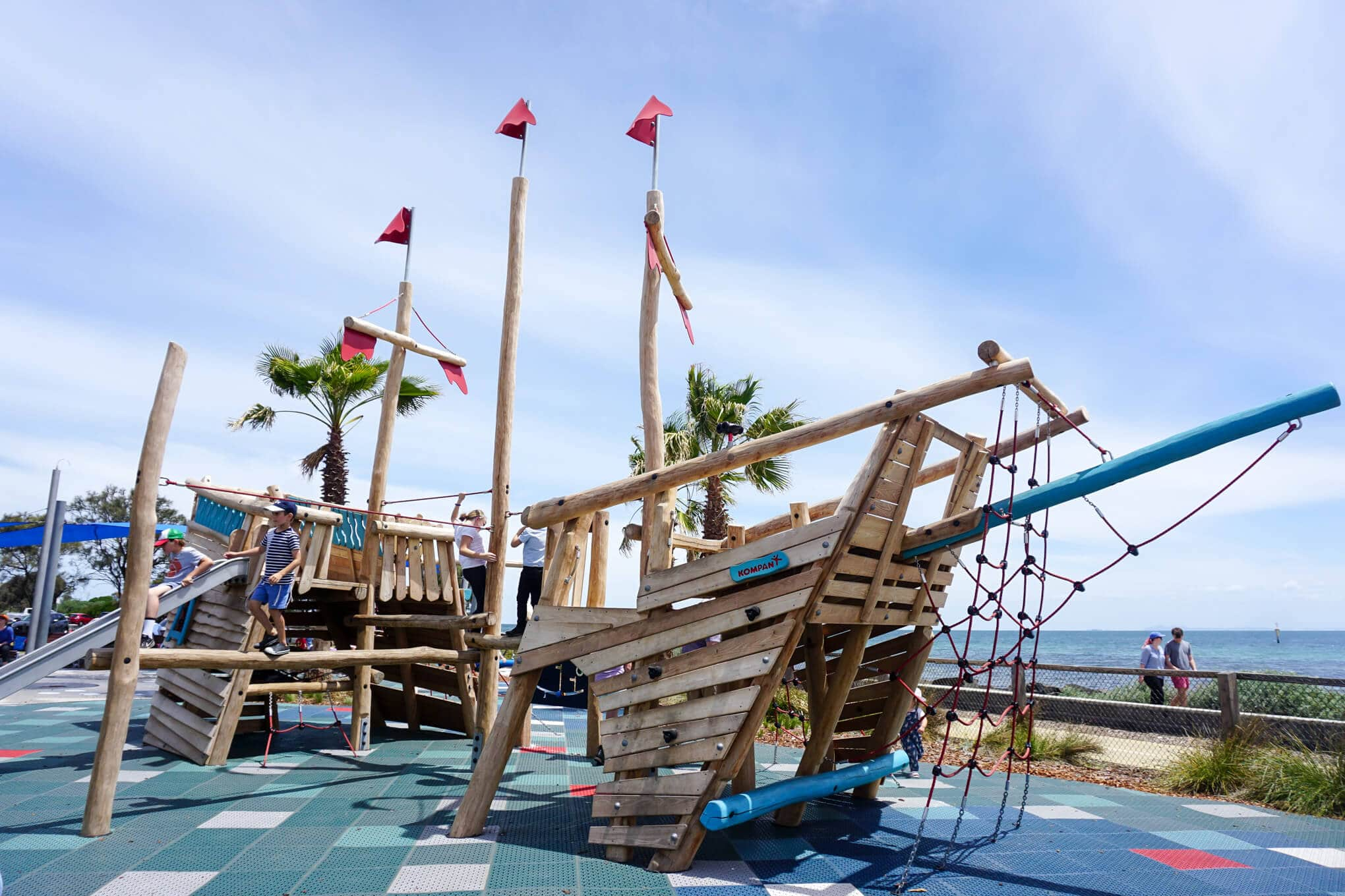 North Roadd Playground