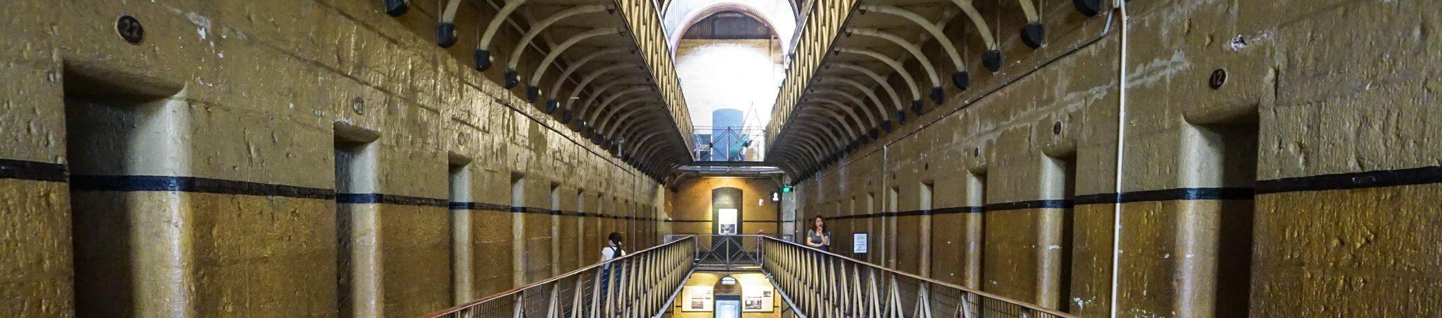 HOT: Old Melbourne Gaol, Melbourne