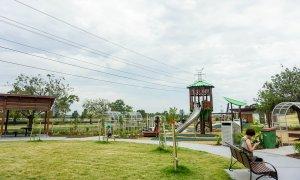 Footscray Park Playground