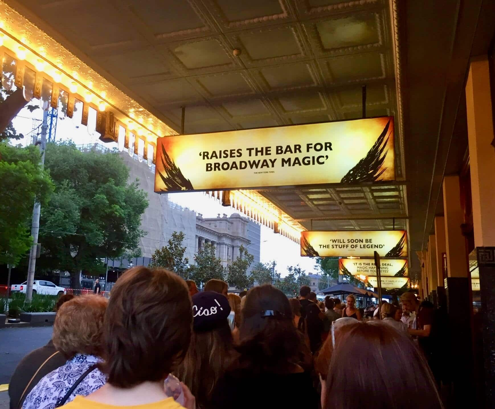 Harry Potter and the Cursed Child | Melbourne | Review