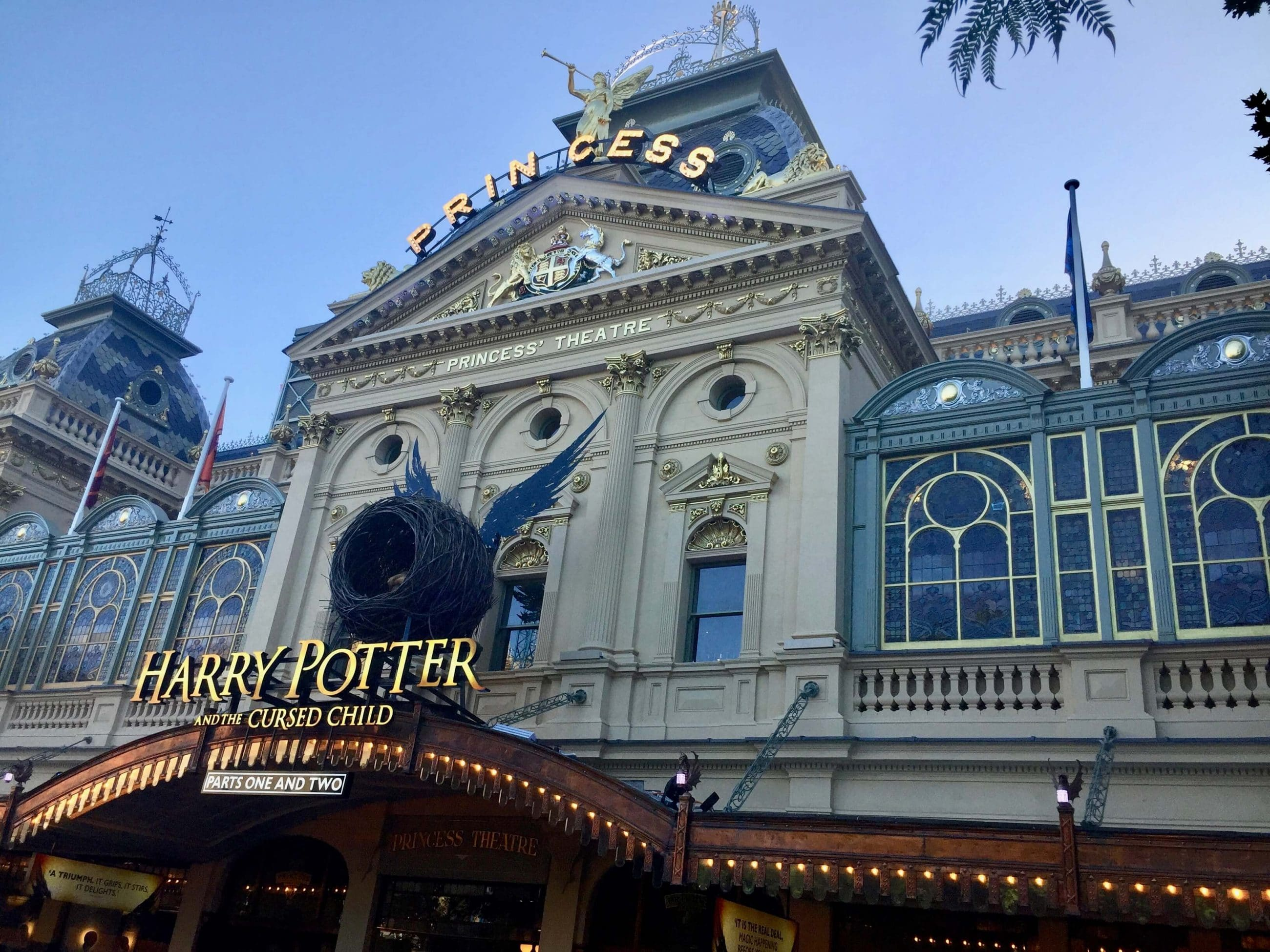Harry Potter Cursed Child Melbourne